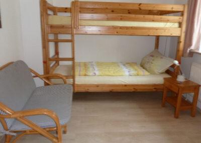 Kinderzimmer Fewo 2 Liethshof