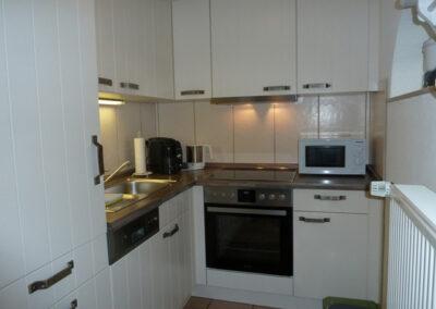 Küche Fewo Liethshof